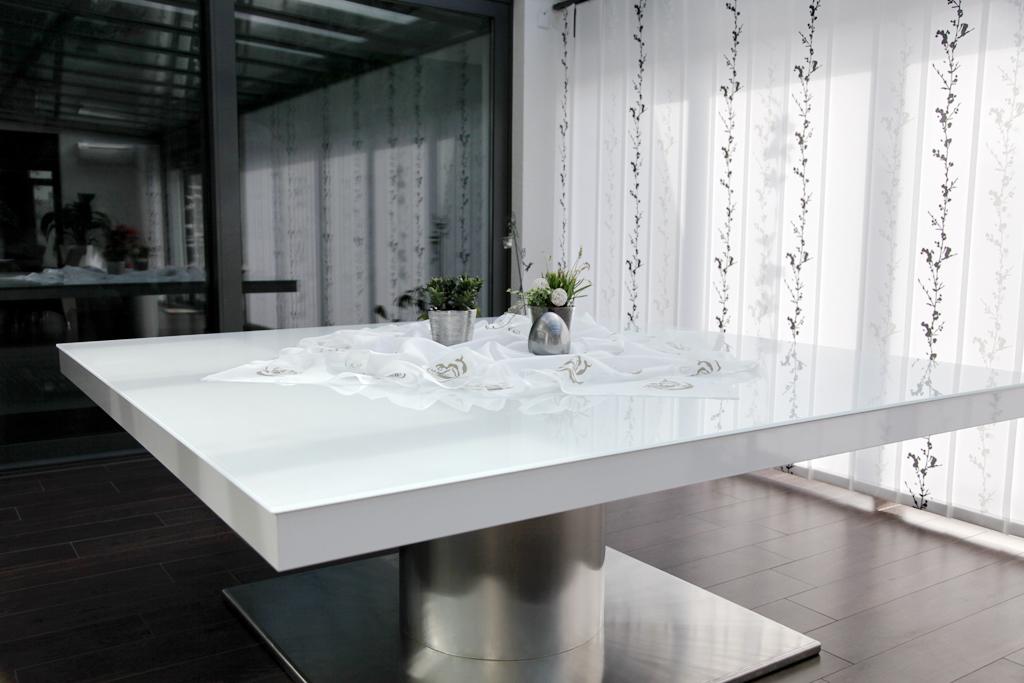 Küche und Wohnen Glasplatten
