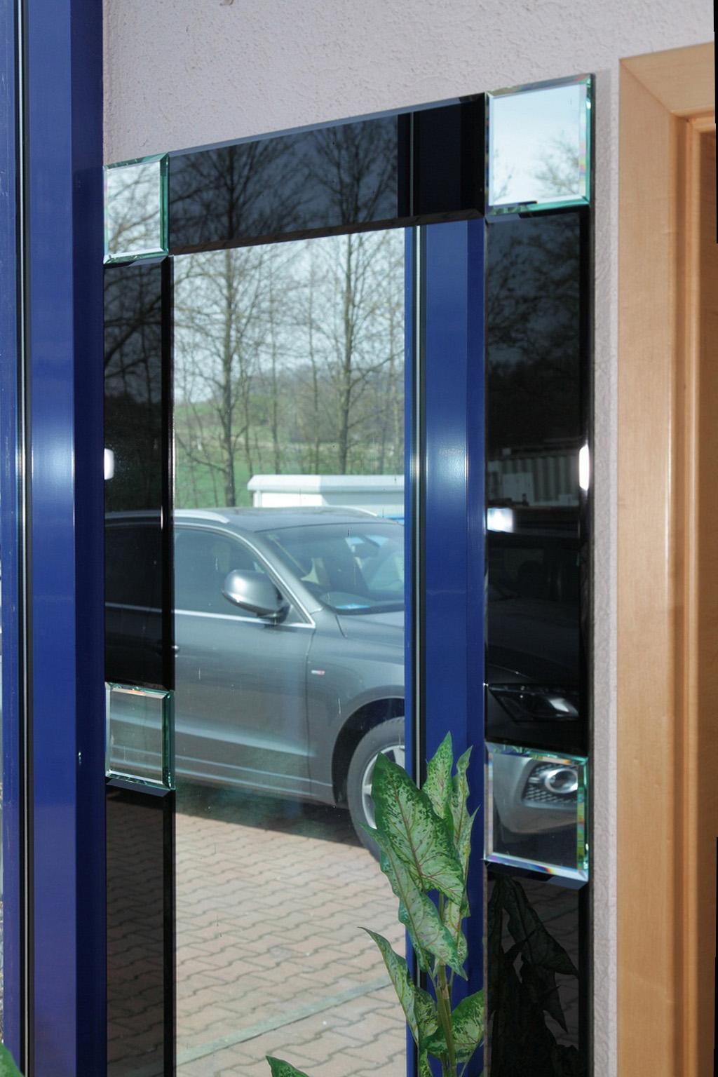 K che und wohnen glasspiegel reli glastechnologie for Spiegel und glas